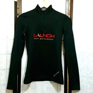 Under Armor fitted cold gear performance pullover